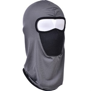 Filter mask anti-hood protective cover male and female cycling mask summer thin style outdoor face protection cap cap bandit head