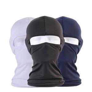 Antivento maschera intera paracollo maschere Ninja Copricapo Cappello da equitazione Escursionismo Outdoor Sport Ciclismo maschere di vendita caldi