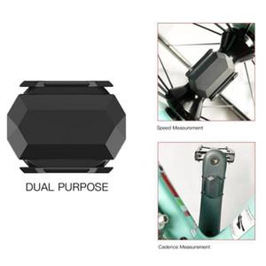 고품질 블루투스 개미+자전거 컴퓨터를 위한 무선 속도 케이던스 감지기 속도계 자전거 개미 블루투스 무선