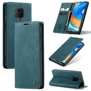 CaseMe Magnetic Wallet PU Leather Case For Huawei P40 Lite P20 P30 Mate 30 Pro P Smart 2019 RedMi K20 K30 Note 9 10 9S XiaoMi 9 OnePlus 7 8