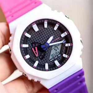 2020 montre de luxe Mens Luxury Watches G Style Multifunction All Function Work Casual Sport Wristwatches for Man Male Students Gift Clock