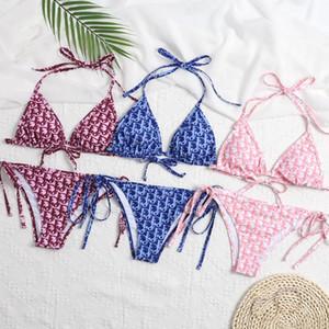 Le plus récent 2020 coussin de maillot de bain est sexy du maillot de bain féminin bikini une pièce