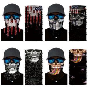 OUzNz Fitness Bandanas Multifunctional Outdoor Cycling Face Magic Turban Sunscreen Hair Band Riding Mask Cap For Skull Scarf Women Cyclin#271