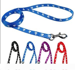 120cm Long High Quality Nylon Dog Pet Leash Lead for Daily Walking 1.0cm 1.5cm 2.0cm 4 Colors