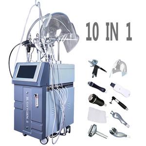 شعبية الأوكسجين الوجه Intraceuticals تسريب الأكسجين العلاج بالوجه Equiment O2 بندقية رش نقية الأكسجين جيت الوجه آلة