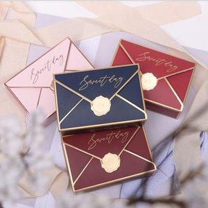 Feiluan store europäische Kreativ Candy Box Rückkehr Geschenk Pralinenschachtel neuer Umschlag Hochzeit Produkte personalisierte Verpackung