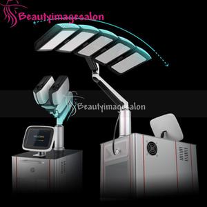 2020 récent LED personnalisable PDT Rajeunissement de la peau de beauté Lampe machine Photon acné Scar Skin Rejuvenation appareil Salon