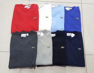 trasporto libero maglia di cotone 2020 nuova marca di alta qualità miglio Wile polo maglione torsione degli uomini maglione maglione Maglione Crocodile gioco MRGK