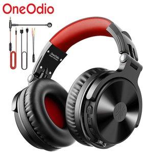 yığın Kulaklıkları OneOdio Yeni Bluetooth5.0 Gaming Headset Kablosuz Kulaklık ile Bluetooth Hea çağrılması Mic İçin Merkezini uzatın ...
