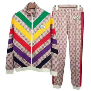 19ss Erkek Giyim Tasarım Kuzey Kazak Pantolon eşofman Siyah Beyaz Kırmızı Sarı Erkek Moda Casual Giyim Spor