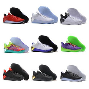 12 A.D EP XII Black Mamba All Black Discount Basketball Shoes men best sports Dropping Accepted yakuda Training Sneakers gym jogging shoes