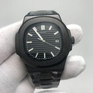 2019 neue Art und Weise 19 Farben Herrenuhr Automatik Armband Glide aus zweiter Hand Saphirglas Silber Sooth Uhren P-P Armbanduhr