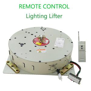 250KG 6M8M10M Lustre Pendentif Hoist éclairage Lifter Lumière Système de levage Lustre lampe treuil de levage Lustre moteur avec télécommande