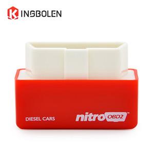 NitroOBD2 칩 음조차 마개 드라이브 OBD2 성과 디젤 엔진 차 힘 더 토크 니트로 OBD 디젤 엔진 상자 200km 더