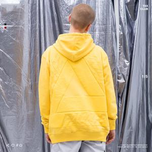 Sudaderas con capucha de diseñador para hombre Sudaderas con estampado de moda Ropa de hombre activa de lujo Sudadera de hiphop de moda 2019 Nuevo 3 colores Primavera