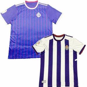 19 20 Real Valladolid تايلند قمصان كرة القدم 2019 2020 Real Valladolid HOME away Jaime Mata Michel Borja Luismi Jaime قميص كرة القدم