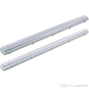 crestech Led Tube soutien T8 luminaire LED Tube Tri-preuve luminaire 4ft 120 cm Support Antipoussière antidéflagrant entrepôt lumières