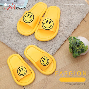 Kid Shoes Indoor Bedroom Slippers Baby Boys Cute Flat Sandals Toddler Girls Beach Water Shoes Children Outdoor Flip Flops Slides