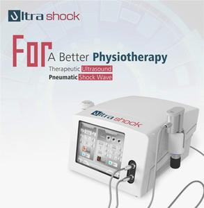 Nouvelle arrivée puissant traitement de la douleur Electri Ultra Shockwave Therapy Equipment Bullet Barrel Ultra Therapy Shock Wave US impôt machine gratuite