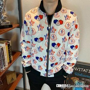 2020 chaquetas de hombre del diseñador de lujo de deporte de letras impresas ropa de los hombres abrigos de invierno para hombre de lujo vestes diseñador sudaderas