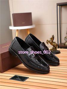 xshfbcl Size 38-44 Fashion Real Leather Men Dress Shoes Pointed Toe Bullock Oxfords Shoes For Men, Lace Up Designer Shoe Men Shoes