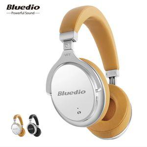 Bluedio F2 헤드셋 ANC 무선 블루투스 헤드폰 마이크 포함 스포츠 블루투스 이어폰 / 무선 헤드셋 (전화 및 음악 용)