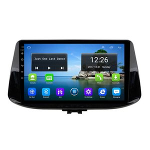 Android 4G LTE HD 1080P car free map front camera fsat delivery excellent bluetooth for Hyundai i30 2017-2018 9inch