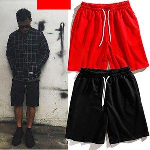 Mens Designer Sommer kurze Hosen Fashion Marke Brief Printing Mens-Sommer-Shorts 2020 neue Ankunfts-beiläufige lose Männer Luxus Sportshorts