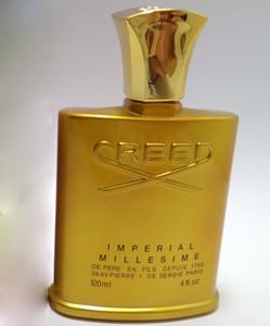 2019 HOT Золотое издание Крид Millesime Imperial Fragrance Мужская парфюмерия для мужчин женщин 100 мл качества Good Бесплатная доставка