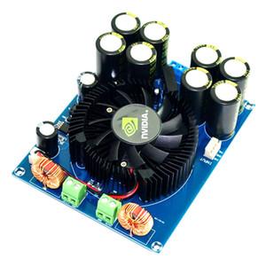 TDA8954 210W + 210W 2.0 Classe D amplificatore di potenza digitale Board (ventola di raffreddamento)