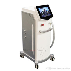 Popular 808nm diode laser permanent hair removal skin rejuvenation 808nm wavelength laser beauty machine for all types hair removal