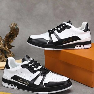 2020r high-end fashion men's color matching low-top casual basketball shoes large size breathable running shoes outdoor sports shoes m01