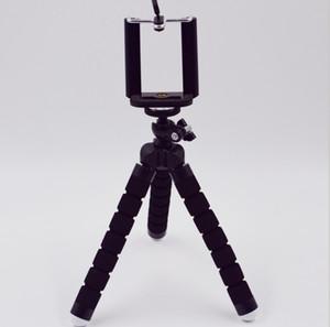 "New design Desktop & Handle Stabilizer Tripod Holder For Mobile Gopro Camera Universal Mini Tripod 75"" Rotation With Mobile Phone Holder"