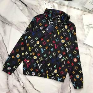 Louis Vuitton coat las mujeres deportivos de marca chaquetas París clásico de la gasa de alta calidad resistente al agua cómoda protección xshfbcl sol transpirable