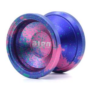 VOSUN O2 Aten металла YOYO VoSun Professional Yo-Yo 10 шариков подшипников европейский оригинальный дизайн неотвечающие Yoyos 1A 3A 5A T191031