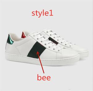 VENDITA CALDA! progettista scarpe da ginnastica estate nuove piccole scarpe bianche 2020 scarpe da uomo primavera e l'estate nuova signora piccola ape casual scarpe di design