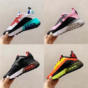 2020 nourrissons New 2090 XX3 coussin d'air pour enfants Garçons Filles Chaussures de course Mesh Chaussures de sport Sport jogging Chaussures de course athlétique Sneakers infantile