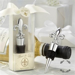 Originality Crystal Wine Stopper Travel Theme Wedding Favors For Guest Bottle Stoppers Small Gift European Style 8 5sf ff