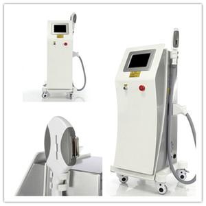 Vertical OPT SHR IPL traitement de la machine 7 Filtres Rajeunissement de la peau rides enlèvement ligne Suppression des yeux lèvres ligne OPT épilation machine