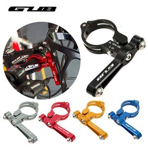 GUB G-23 علامة جديدة من دراجة من دراجة إلى الهواء دورة خزان مياه خزان زجاجة ماء حامل محول الانتقالي Socquette Guide Mount
