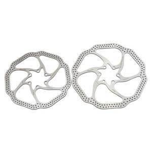 HS1 Bisiklet Disk Fren Rotor Paslanmaz Çelik MTB Dağ Yolu Bisiklet Fren Rotor 160mm 180mm Yağ Fren Disk