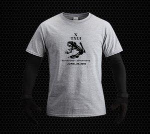 Rana cráneo Navy Seal tácticas de Moral de manga corta camiseta de algodón edición recuerdo la ropa de entrenamiento físico