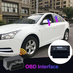 OBD ventana de coche automático Más cerca del vehículo puerta de vidrio techo practicable de cierre Sistema de Módulos No Error de coches para los accesorios de Chevrolet Cruze