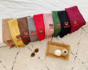 Tag dei nuovi bambini di autunno di marca sciarpa del bambino scialle delle ragazze Sciarpe Student Warm Bandana bambini Wraps