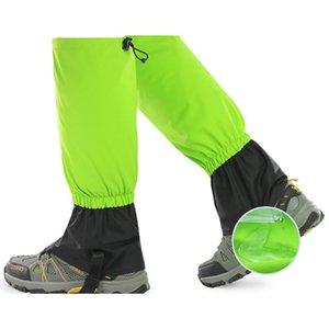 2020 Shoe Nuovo unisex impermeabile Leggings Ghetta coprigambe escursione di campeggio Scarponi da sci Viaggi Neve Caccia Arrampicata Ghette antivento