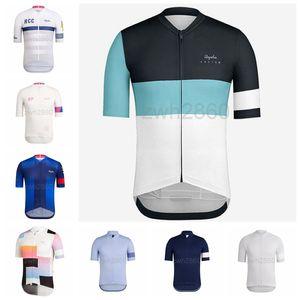 Equipa RAPHA ciclismo Jersey ciclismo vestimenta Racing Sp Bike Tops ciclismo usa Mangas curtas Maillot ropa Ciclismo S2041808