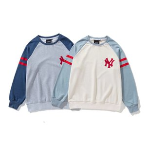 New O-Neck Pullover Mens Womens High Fashion Sweatshirts Spring Autumn Fall Casual Letter Print Sweatshirts Top Quality B100277V