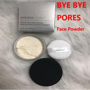 HOT cosmetici BYE BYE pori viso sciolto 6,8 g Polvere Polvere di miele pori di lunga durata