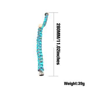 Hot Sale stash bracelet pipe stash storage discreet smoking bracelet pipe for click n vape tobacco sneak a toke smoking pipe
