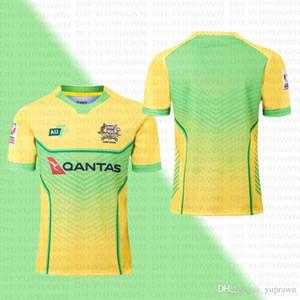 2019 Australia Rugby Jersey Australia 7s reveal 2019 jerseys Kangaroos Seven-man Rugby Shirt Jersey shirts